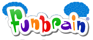 Fun Brain website - www.funbrain.com